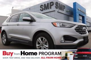 Used 2019 Ford Edge SEL- Leather, Navigation, Remote Start, Pwr Lift Gate for sale in Saskatoon, SK