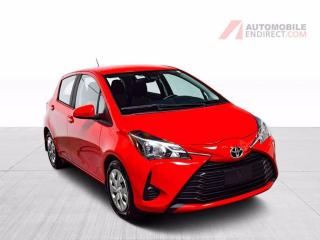 Used 2019 Toyota Yaris HATCH A/C CAMERA DE RECUL for sale in Île-Perrot, QC