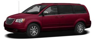 Used 2008 Chrysler Town & Country Limited for sale in Burnaby, BC