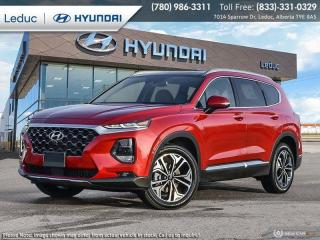 New 2020 Hyundai Santa Fe Ultimate for sale in Leduc, AB