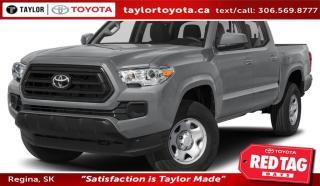 New 2020 Toyota Tacoma for sale in Regina, SK