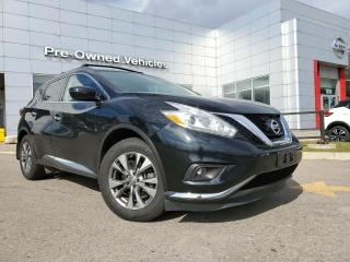 Used 2016 Nissan Murano SV ONE OWNER ACCIDENT FREE TRADE WITH ONLY 45722 KMS. NISSAN CERTIFIED PREOWNED! for sale in Toronto, ON
