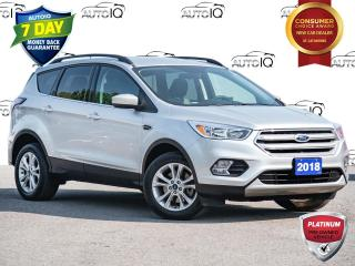 Used 2018 Ford Escape Escape SE 4WD | Less than 30,000 Kilometers! for sale in St Catharines, ON
