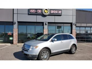 Used 2009 Ford Edge 4dr Limited AWD for sale in Thunder Bay, ON
