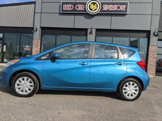 Used 2014 Nissan Versa Note 5DR HB MAN 1.6 SV for sale in Thunder Bay, ON