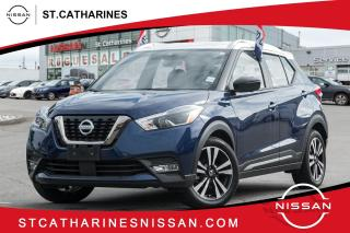 Used 2020 Nissan Kicks Nissan Executive Driven | Rare SR | Leather for sale in St. Catharines, ON