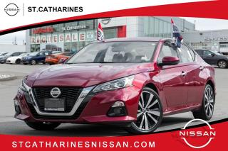 Used 2019 Nissan Altima 2.5 Platinum Nissan Executive Driven | Leather | Navi | Roof for sale in St. Catharines, ON