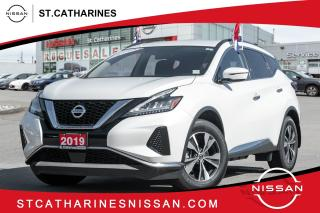 Used 2019 Nissan Murano S Nissan Executive Driven | $ave Thousands for sale in St. Catharines, ON