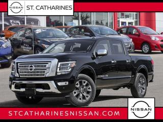 New 2020 Nissan Titan Platinum Reserve for sale in St. Catharines, ON