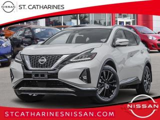 New 2020 Nissan Murano LIMITED EDITION for sale in St. Catharines, ON