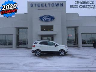 New 2020 Ford EcoSport SE 4WD  - Heated Seats for sale in Selkirk, MB