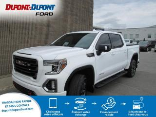 Used 2019 GMC Sierra 1500 AT4 cabine multiplace 4RM 147 po for sale in Gatineau, QC