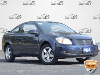Used 2008 Pontiac G5 AS IS | AUTOMATIC | 2-DOOR for sale in Waterloo, ON