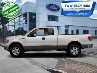 Used 2011 Ford F-150 XLT  - Aluminum Wheels -  Power Windows for sale in Steinbach, MB
