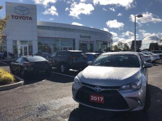 Used 2017 Toyota Camry HYBRID HYBRID SE - 4 NEW TIRES & BRAKES - NO ACCIDENTS for sale in Stouffville, ON