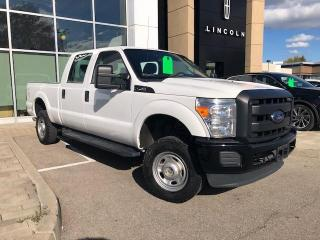 Used 2016 Ford F-250 XL 2500 LONG BOX CERTIFIED for sale in Hamilton, ON
