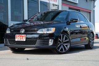 Used 2014 Volkswagen Jetta GLI - POWER & HEATED SEATS SUNROOF PUSH TO START for sale in Chatham, ON