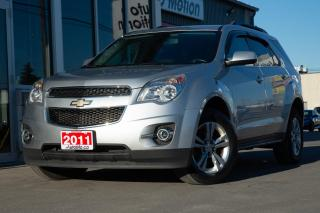 Used 2011 Chevrolet Equinox 1LT POWER SEATS CLEAN GOOD CONDITION for sale in Chatham, ON