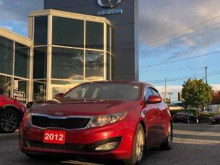Used 2012 Kia Optima LX for sale in Ottawa, ON