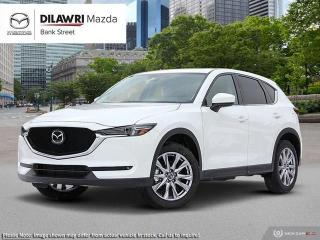 New 2021 Mazda CX-5 GT w/Turbo 100th 6AT AWD T NAV for sale in Ottawa, ON