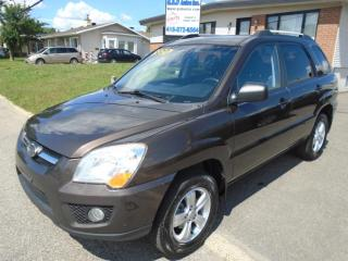 Used 2010 Kia Sportage LX for sale in Ancienne Lorette, QC