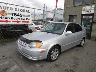 Used 2006 Hyundai Accent 5 portes, boîte automatique for sale in Montréal, QC