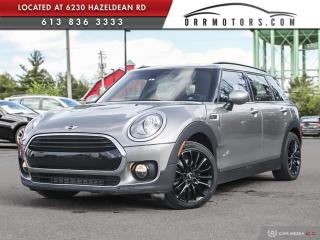 Used 2017 MINI Cooper Clubman Cooper AWD LEATHER SUNROOF for sale in Stittsville, ON