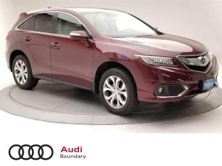 Used 2016 Acura RDX Elite at for sale in Burnaby, BC