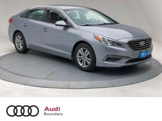 Used 2015 Hyundai Sonata GL at for sale in Burnaby, BC