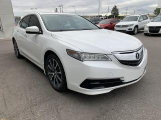 Used 2015 Acura TLX 3.5L SH-AWD w/Tech Pkg for sale in Gatineau, QC