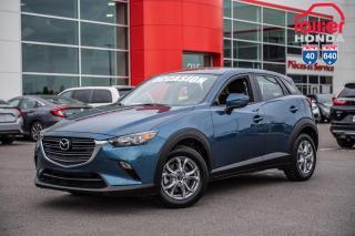 Used 2019 Mazda CX-3 GS/GARANTIE PROLONGEE DISPONIBLE* PRESQUE NEUF for sale in Terrebonne, QC
