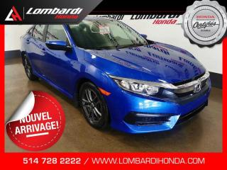 Used 2018 Honda Civic LX ASSIST. ROUT.10/09/2021  for sale in Montréal, QC