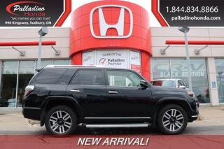 Used 2016 Toyota 4Runner SR5 for sale in Sudbury, ON