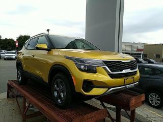 New 2021 Kia Seltos LX for sale in Milton, ON