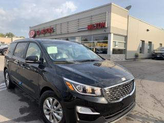 New 2021 Kia Sedona LX+ for sale in Milton, ON