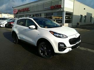 New 2021 Kia Sportage EX S for sale in Milton, ON