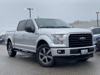 Used 2017 Ford F-150 XLT HEATED SEATS, NAVIGATION for sale in Midland, ON