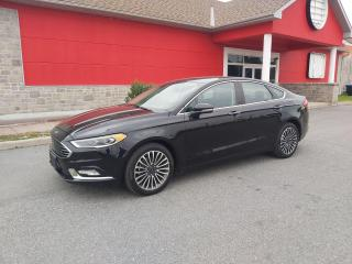 Used 2017 Ford Fusion SE for sale in Cornwall, ON