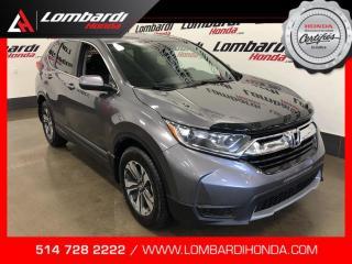 Used 2017 Honda CR-V LX CAM BLUETOOTH  for sale in Montréal, QC