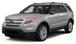 Used 2014 Ford Explorer XLT HEATED SEATS, BLUETOOTH for sale in Midland, ON