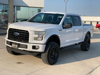 Used 2016 Ford F-150 XLT FX4 for sale in Tilbury, ON