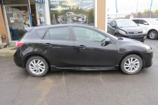 Used 2013 Mazda MAZDA3 Berline 4 portes, boîte automatique, GX for sale in Prevost, QC