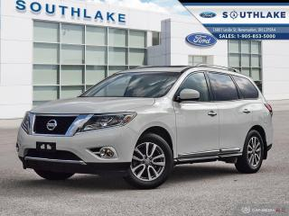 Used 2015 Nissan Pathfinder for sale in Newmarket, ON