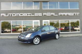 Used 2012 Nissan Sentra AUTOMATIQUE - AC - AUX - 108 128 KM - for sale in Québec, QC