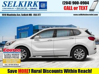 New 2020 Buick Envision Essence  - Leather Seats -  Heated Seats for sale in Selkirk, MB