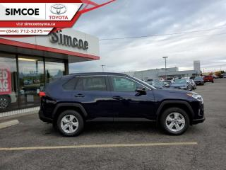 New 2021 Toyota RAV4 XLE AWD  - $268 B/W for sale in Simcoe, ON