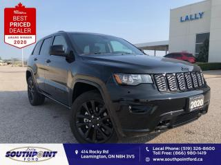 Used 2020 Jeep Grand Cherokee Laredo Altitude for sale in Leamington, ON