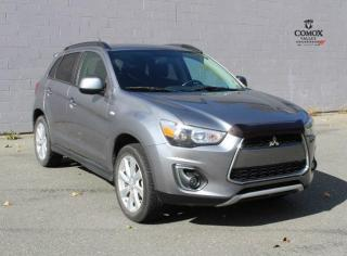 Used 2014 Mitsubishi RVR AWD 4dr CVT GT for sale in Courtenay, BC