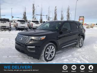 New 2021 Ford Explorer Platinum for sale in Fort Saskatchewan, AB