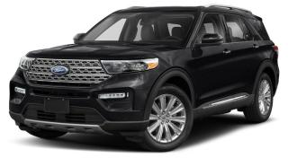 New 2021 Ford Explorer LIMITED for sale in Fort Saskatchewan, AB